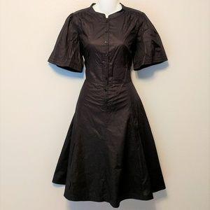 Halogen   50's Retro Short Bell Sleeve Dress